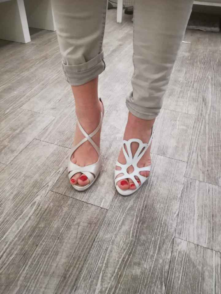 Dubbio scarpe... - 3