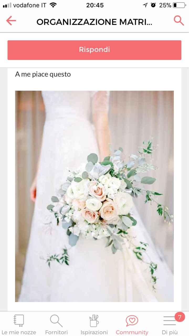 Consigli per il bouquet - 1