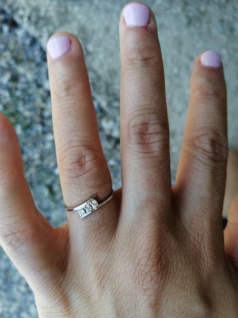 Anello di fidanzamento 💍 3