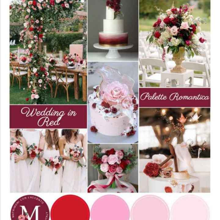 Matrimonio stile glamour - 1