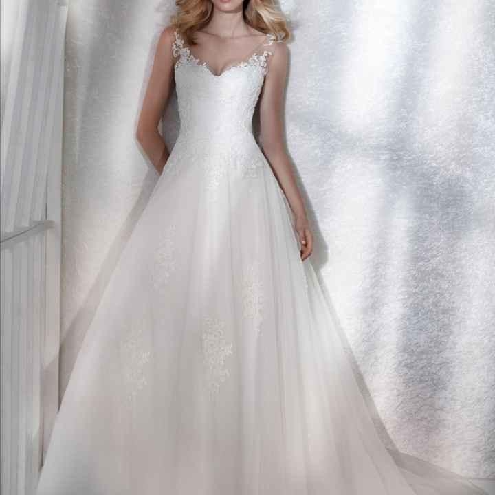Help:info abito Femme-white One - 1