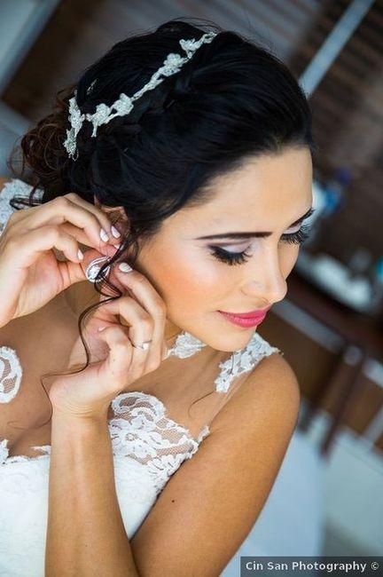 Destination wedding: il trucco e l'acconciatura 1