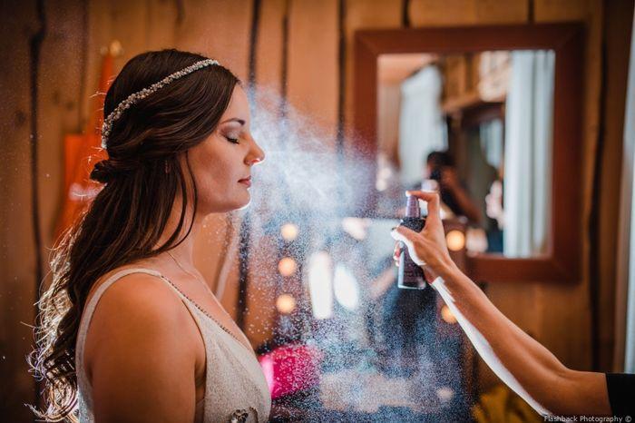 Destination wedding: il trucco e l'acconciatura 3