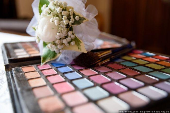 Hai in mente il trucco per le tue nozze? 1