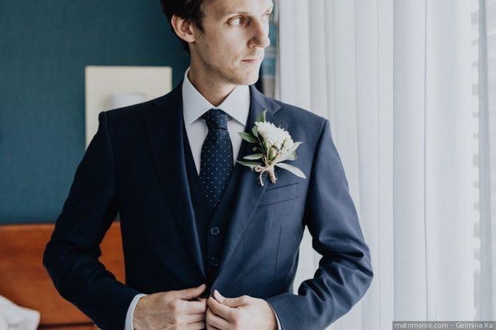 Quale abito da sposo sceglieresti? 4
