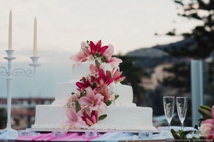 Quale torta sceglieresti per le tue nozze? 3