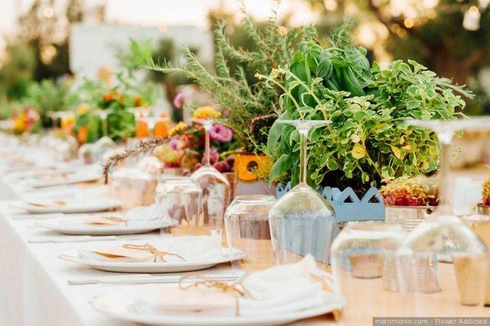 Quali menu speciali prevedete per i vostri ospiti? 1