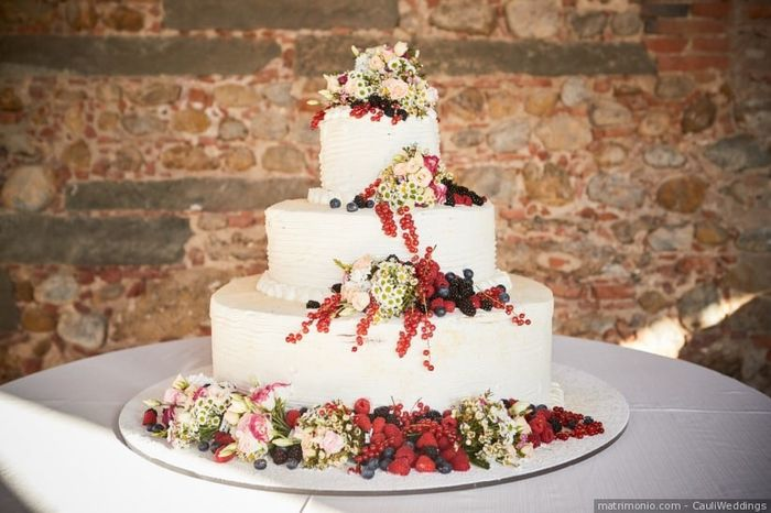 Quale torta nuziale sceglieresti? 1
