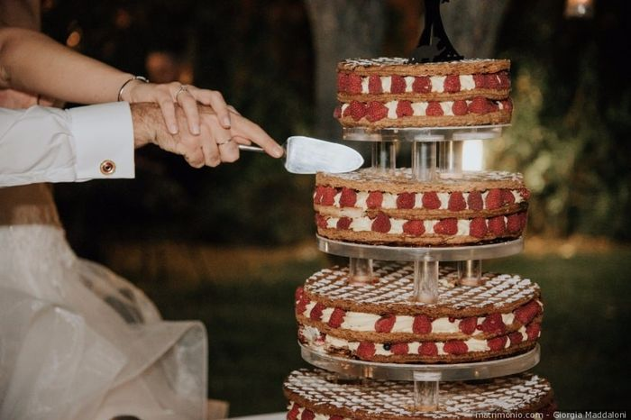 Quale torta nuziale sceglieresti? 3
