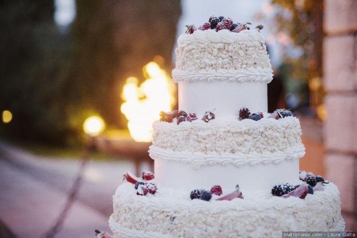 Quale torta nuziale sceglieresti? 4