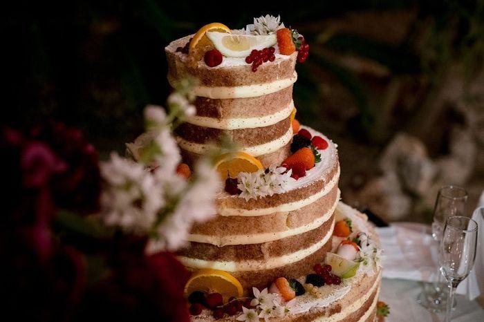 Quale torta nuziale sceglieresti? 2