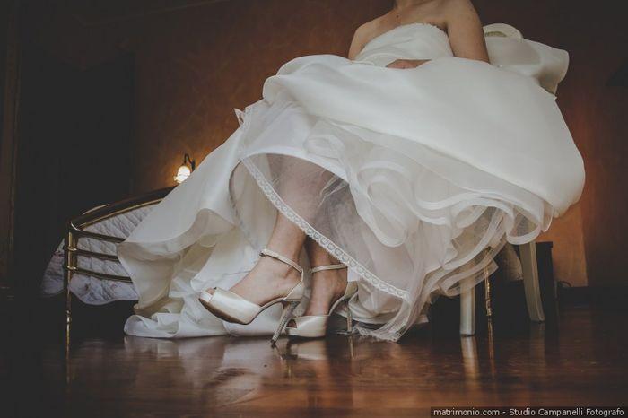 Il mio vestito è stato amore a prima vista: V o F? 1