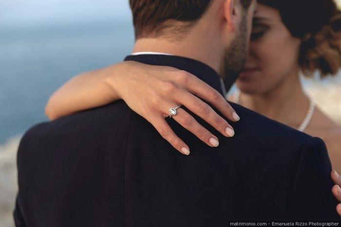 Avrei scelto un altro anello di fidanzamento: V o F? 1