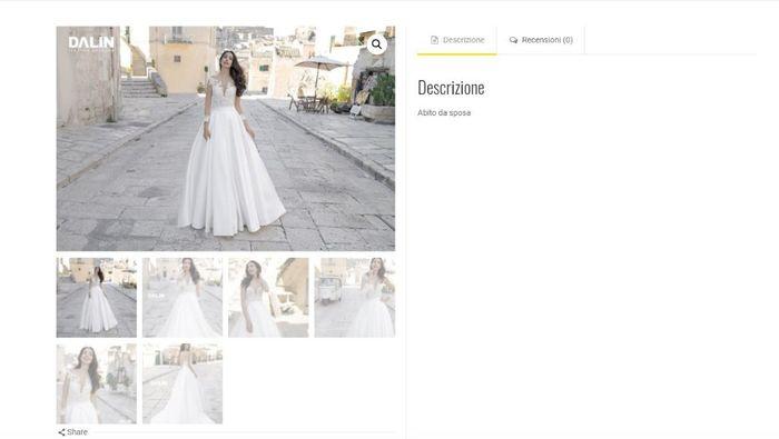 Prezzo abito Lolita di Dalin 2020 1