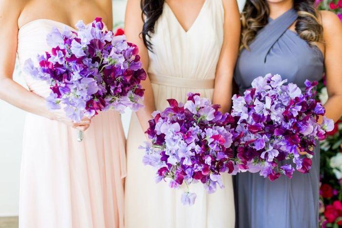 Sei una sposa di tendenza 2020? Speciale colore 1
