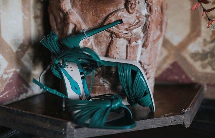Tendenza colore 2020 - Le scarpe 3
