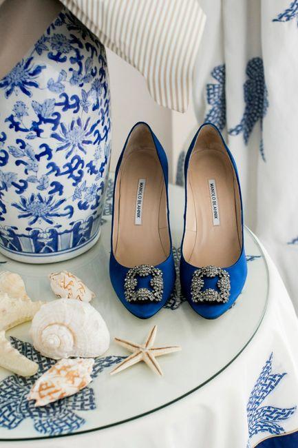 Tendenza colore 2020 - Le scarpe 4