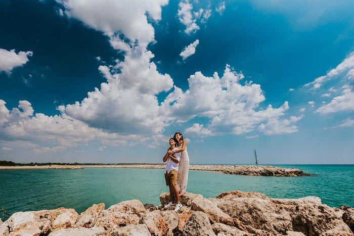 Individuare una meta per il viaggio di nozze 1
