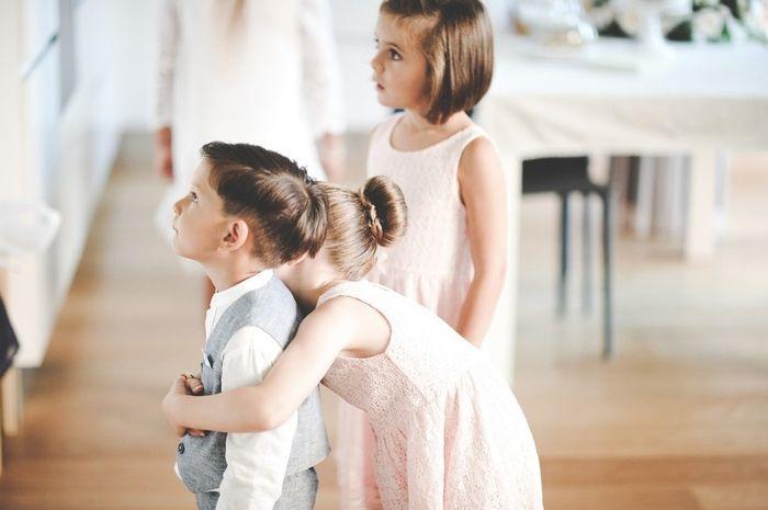 Saranno presenti bambini al vostro matrimonio? 1