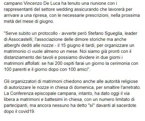 Ottime notizie per Campania e Puglia 3