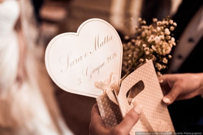 Farete la wedding bag? 1