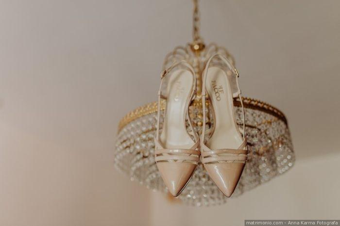 Il colore delle tue scarpe... 1
