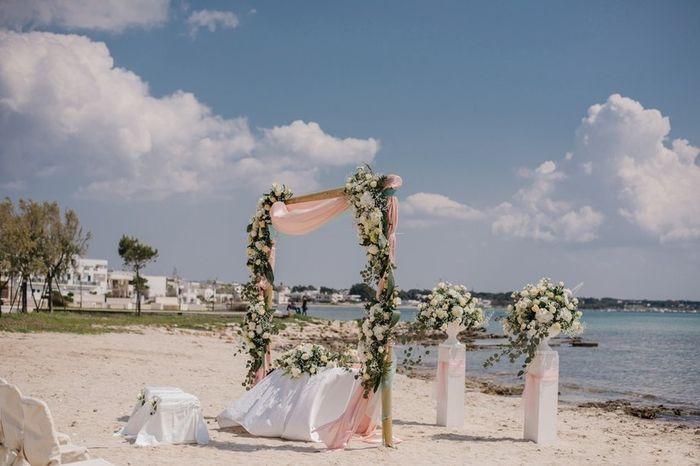 Ti sposeresti in riva al mare? 1