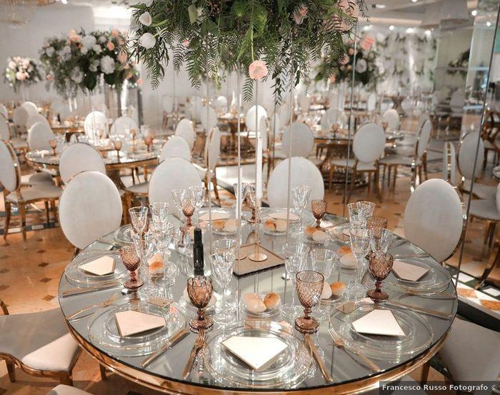 Scegli le sedie per questi tavoli 1