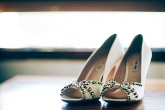 Scarpe gioiello: sì o no? 1