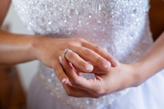 Parlaci del tuo anello di fidanzamento e scarica il regalo 1