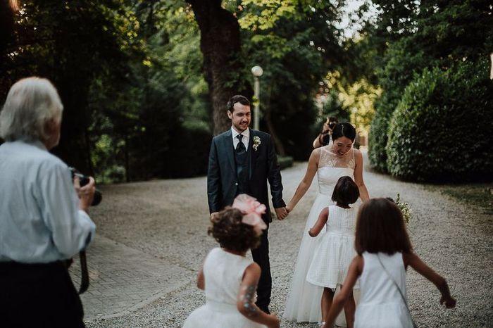 Bambini al matrimonio: a favore o contro? 1