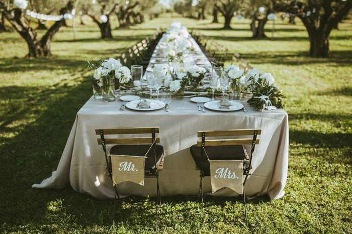 Staranno al tavolo con voi? 1