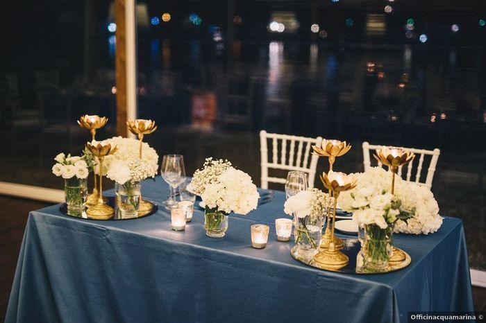 Matrimoni a prima vista: gli allestimenti 1