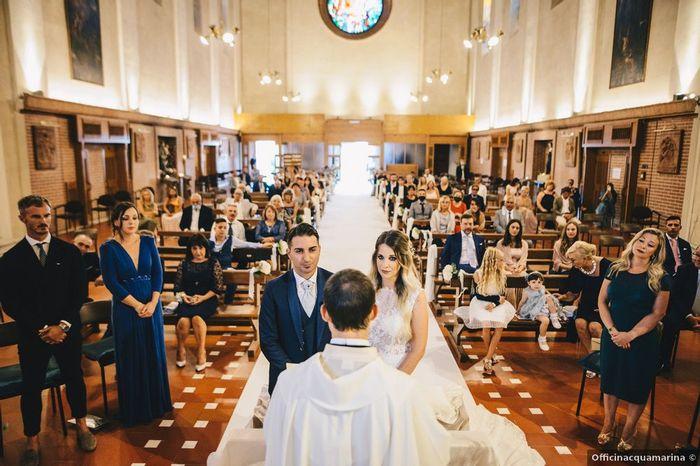 Matrimoni a prima vista: la cerimonia 1