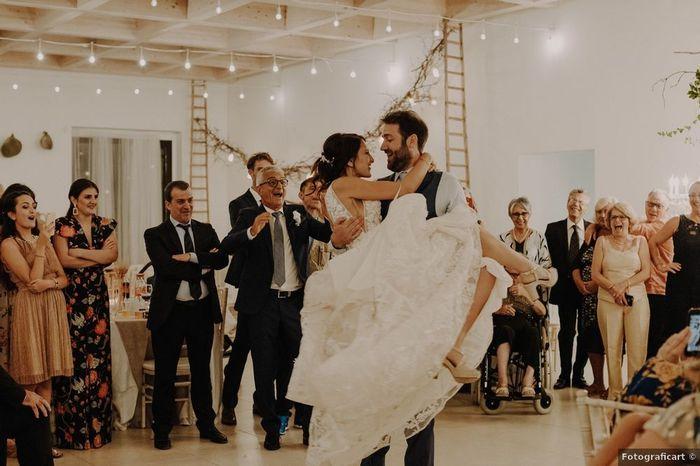 Matrimoni a prima vista: la foto invitati 3