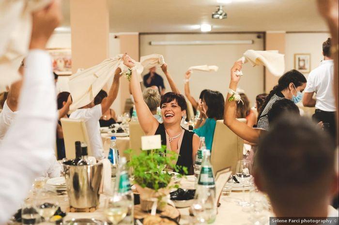 Matrimoni a prima vista: la foto invitati 4