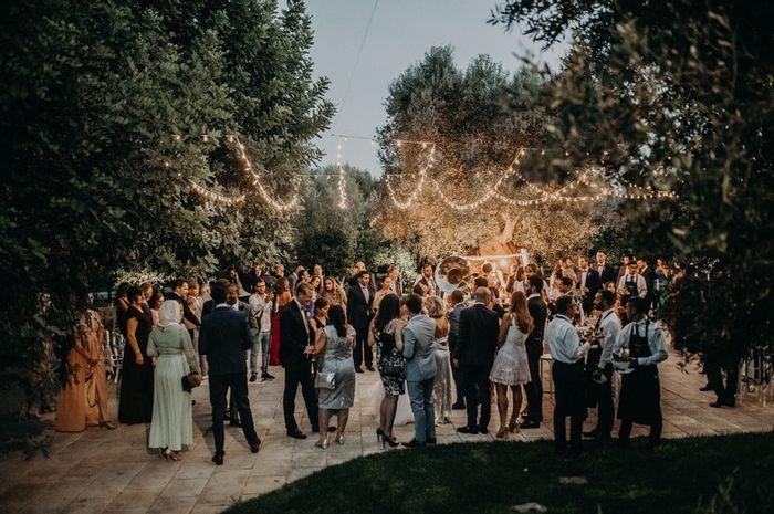 Qual è il numero di invitati alle vostre nozze? 1