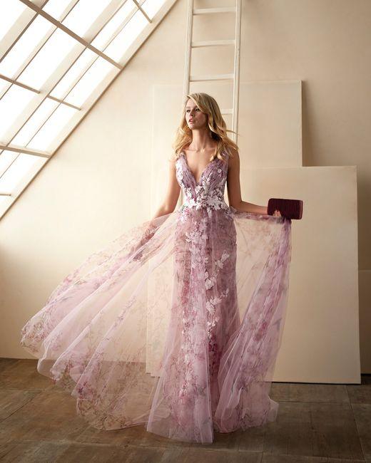 8 damigelle in rosa: quale preferisci? 8