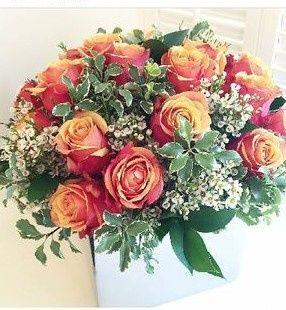 Rose come fiori per le nozze 1