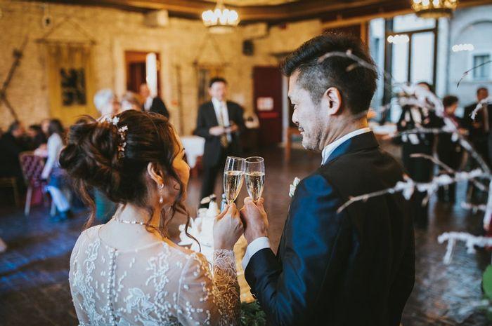 Che giorno della settimana convolerete a nozze? 1