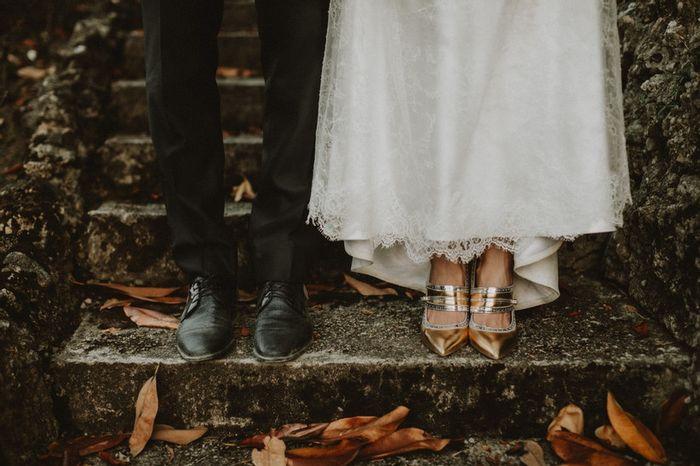 Sei nervoso/a per le nozze? 1