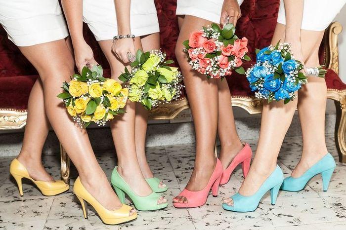 Che voto dai a queste scarpe? 1