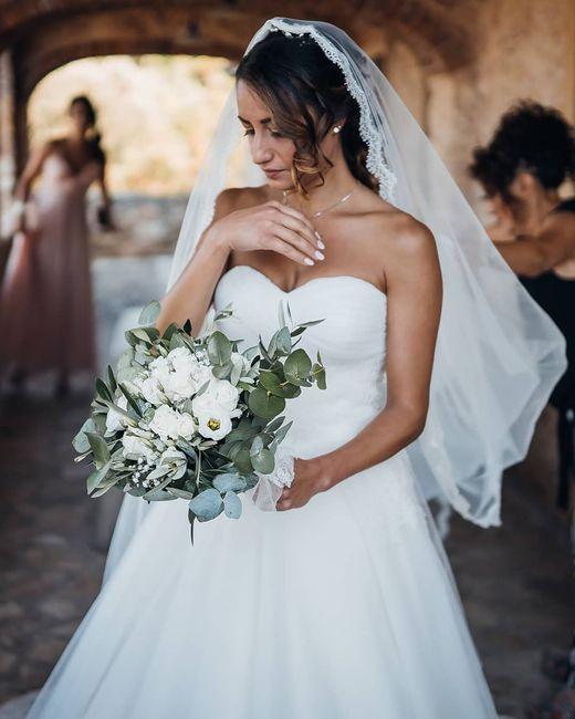 Bridal look: la foto con più ❤️ è... 3