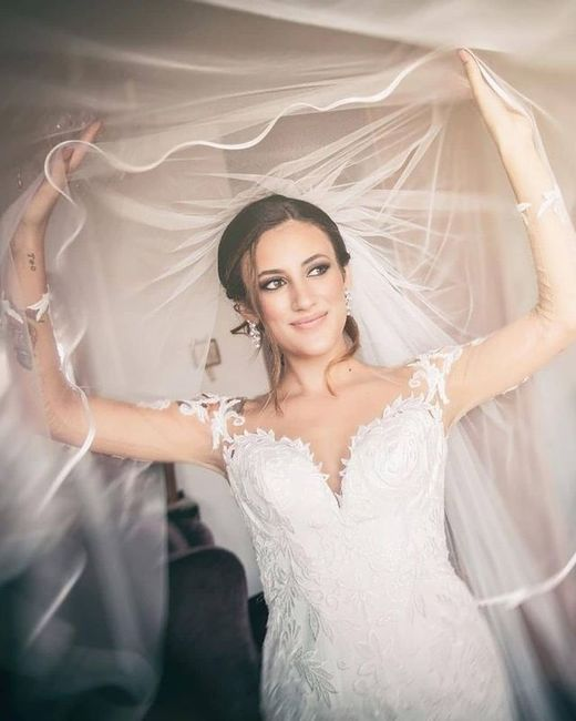 Bridal look: la foto con più ❤️ è... 2