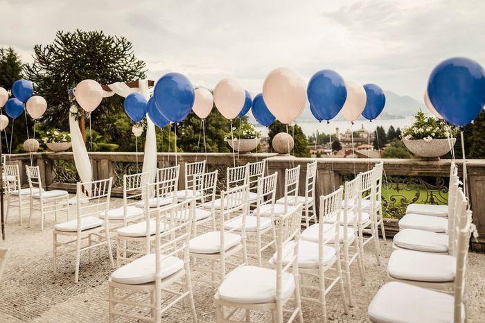 Vi piacerebbero delle decorazioni con palloncini? 1