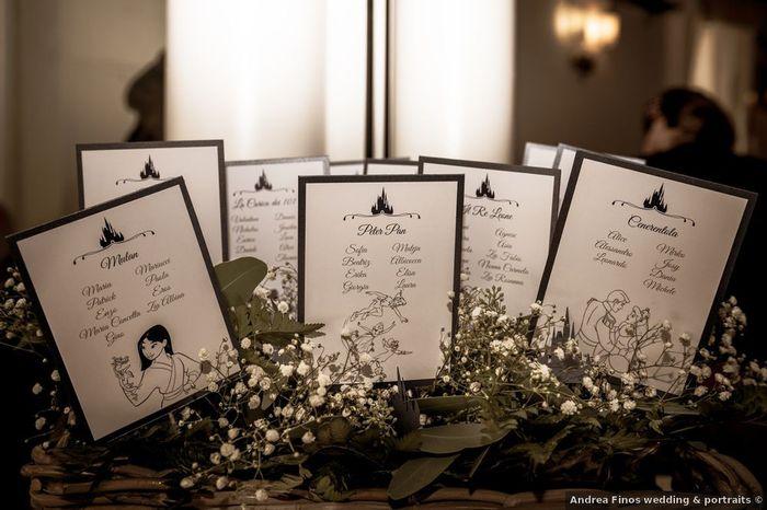 Quale tableau de mariage ti piace di più? 4