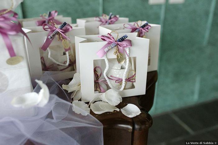 Quali sono le bomboniere adatte alle tue nozze? Il risultato 3