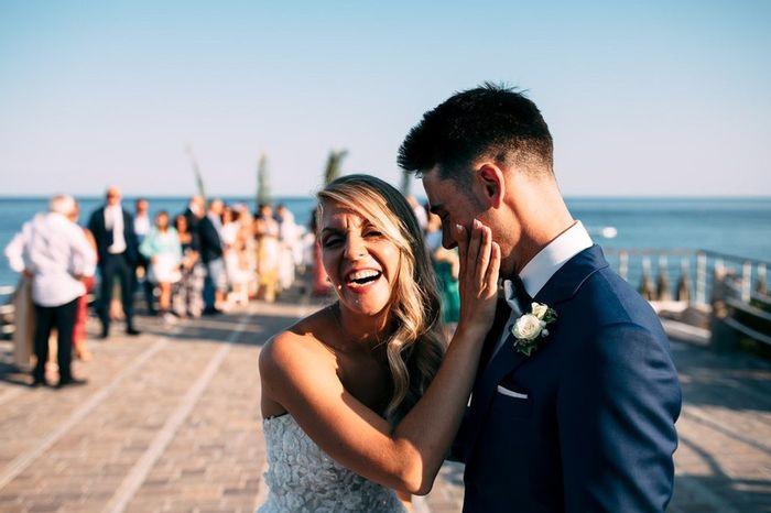 Qual è stato il primo matrimonio al quale hai assistito? 1