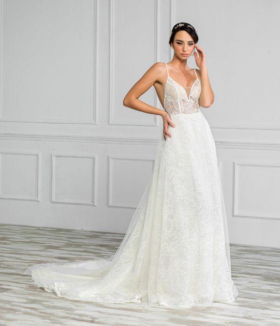 Un abito al giorno: Musa Bridal Couture 1