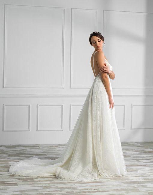 Un abito al giorno: Musa Bridal Couture 2